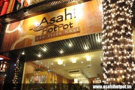 Nhà hàng Asahi Hot Pot – 76 Triệu Việt Vương.