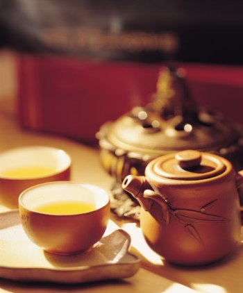 Thưởng trà là nghệ thuật cuộc sống.