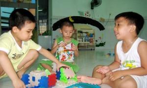 Dạy trẻ tư duy qua trò chơi