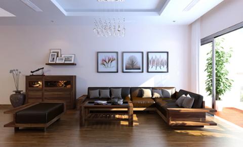 Phong cách nội thất sang trọng tại Mandarin Garden