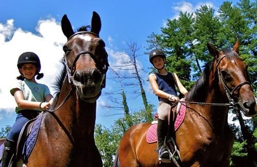 Cưỡi ngựa giúp giảm stress cho thanh thiếu niên - VnExpress Sức khỏe