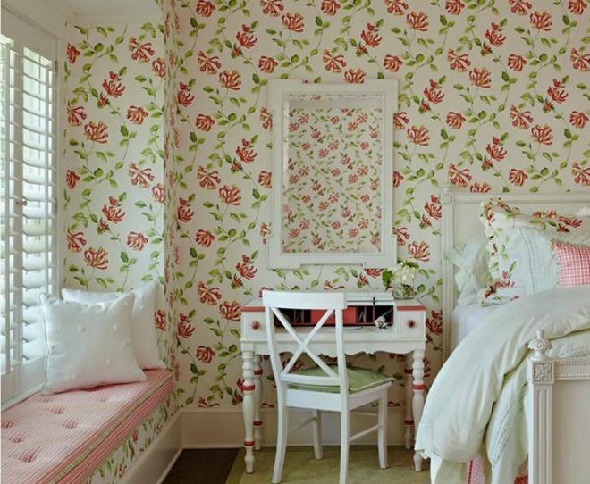 banh ngot 1415850540 - Cách dán tường phòng ngủ đẹp và những ý tưởng bạn nên xem qua