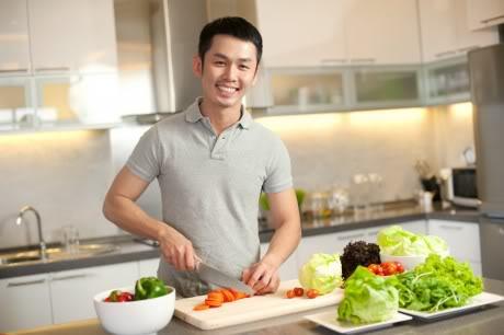 10 lý do đàn ông nên biết nấu ăn - VnExpress Đời sống