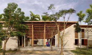 Nhà giữa vườn cau được đề cử top 10 Công trình của năm