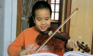 Mẹ Đỗ Nhật Nam tin rằng con mình không phải 'thần đồng'