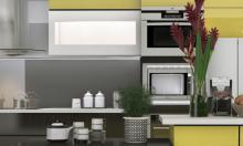 Tính năng hiện đại trong căn bếp gia đình