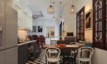 Vẻ ngọt ngào trong căn bếp theo phong cách vintage