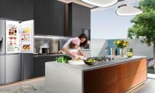 Gian bếp hiện đại cho người trẻ