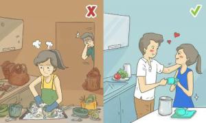 5 điều nên tránh để hôn nhân viên mãn