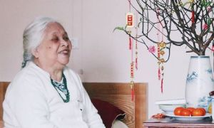 Tết 'quý tộc' của cụ bà 94 tuổi trong viện dưỡng lão