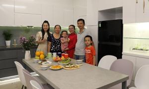 Hoàn thiện căn bếp thứ hai của 'Bếp nhà trong mơ'