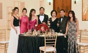 Gia đình giàu có gốc Việt lên phim Mỹ