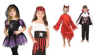 Trang phục hóa trang cho bé dịp Halloween