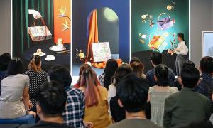 Food Stylist Meo Thùy Dương chia sẻ nghề 'trang điểm' món ăn