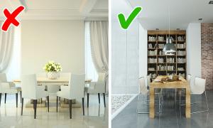 10 sai lầm khi tự thiết kế nội thất