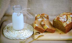 Nồng nàn hương chuối cùng 'Banana Bread'