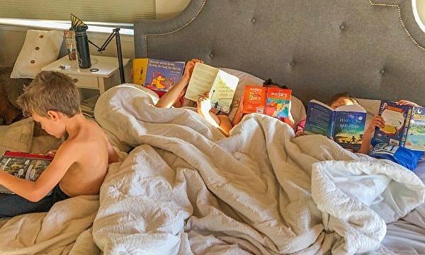 Kinh nghiệm 'cai iPad' cho 5 con của bà mẹ Mỹ