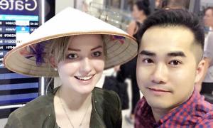 Cô gái Đan Mạch học làm con dâu Việt