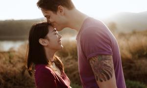 Chàng trai Anh chinh phục tình yêu của cô gái Việt