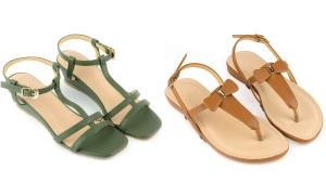 Sandals nữ đa phong cách