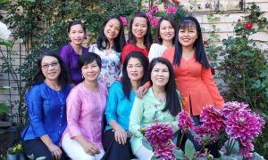 Hội những người làm 'vườn Việt' ở Mỹ