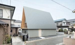 Nhà có mái cao 7 mét