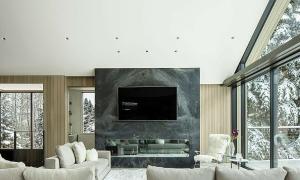 Những lưu ý khi lắp tivi trong nhà