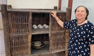 Người dân góp đồ cổ lập bảo tàng của làng