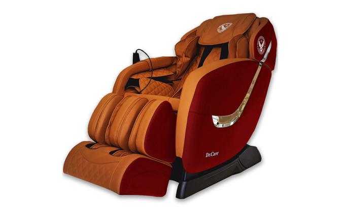 Loạt ghế massage bán giá ưu đãi