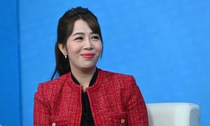 MC Diệp Chi: 'Phụ huynh nên sớm dạy con về tiền'