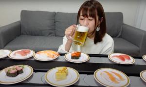 Thuê băng chuyền về nhà để ăn 'như nhà hàng'