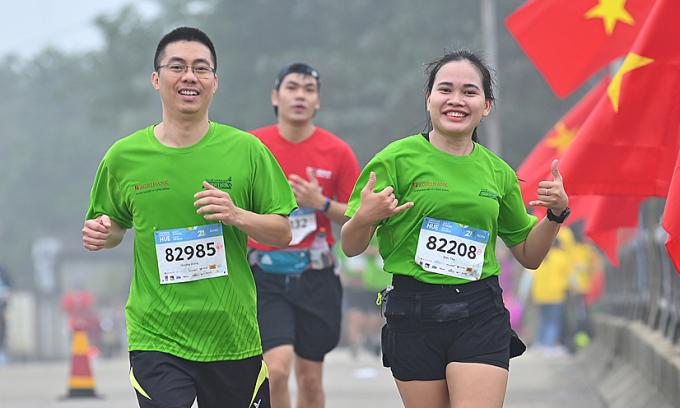 Giải chạy ảo 'Run for Vaccine' thêm tính năng quyên góp