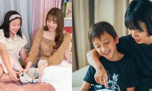 Diệp Chi, Thùy Minh ủng hộ cuộc thi tìm hiểu tài chính cho bé