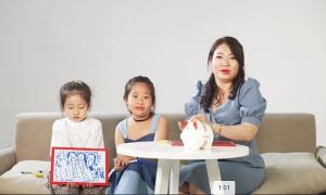 Hai xu hướng dạy con về tiền của phụ huynh Việt Nam