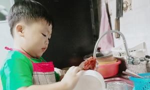 Công bố kết quả cuộc thi 'Cha-Ching - Bé giỏi tiền hay'