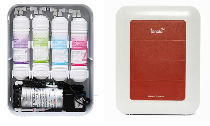 Bảo vệ sức khỏe với máy lọc nước và máy lọc không khí