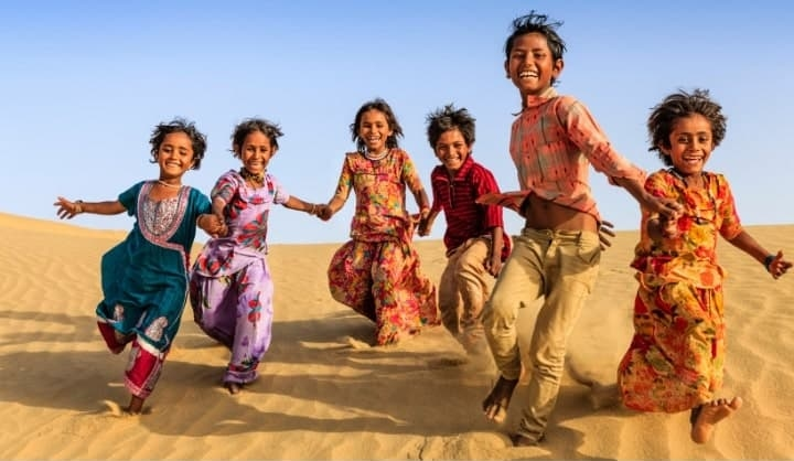 Làm thế nào để hạnh phúc dù nghèo?